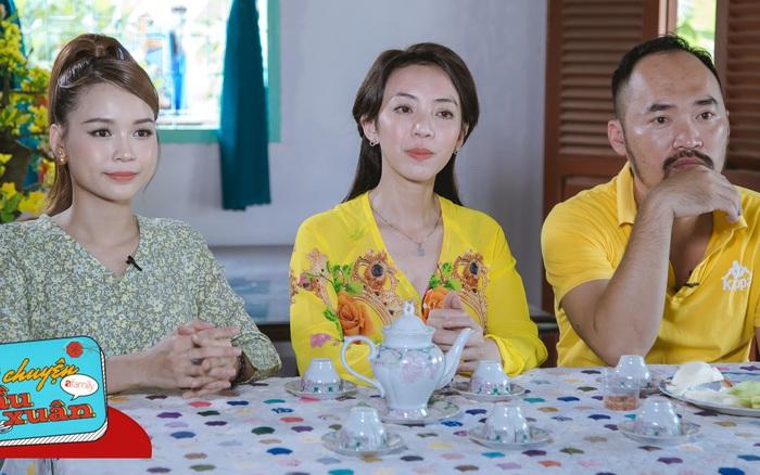 [LIVESTREAM] Thu Trang - Tiến Luật kể chuyện ăn Tết trên sân khấu, Sam năm mới vẫn độc ...