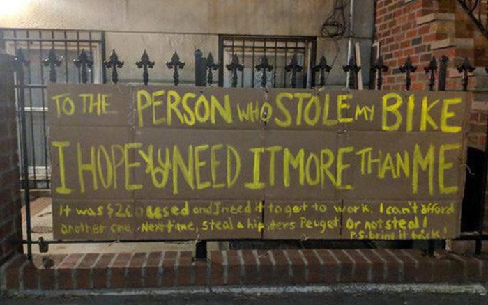 Cái kết ngọt ngào cho chị gái nghèo khó bị trộm xe đạp: Chỉ ...
