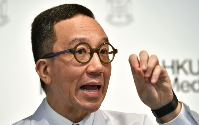 Chuyên gia Hồng Kông cảnh báo viêm phổi Vũ Hán có ...
