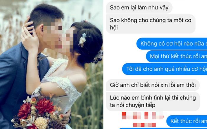 Chiêu cao tay của cô gái trẻ bóc mẽ sự thật về chồng sắp cưới ...