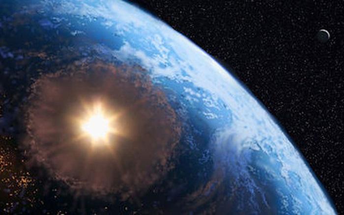 Phát hiện dấu vết thiên thạch lớn nhất đâm vào Trái Đất tại ...