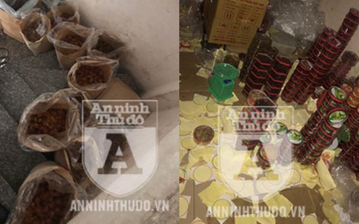 Đột kích cơ sở chế biến ô mai trong… nhà vệ sinh để tung ra thị trường ...