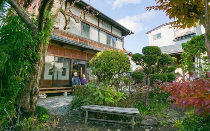 Cải tạo biệt thự cổ rộng 550m² để thay bằng nhà vườn gần gũi với thiên ... - xs thứ hai