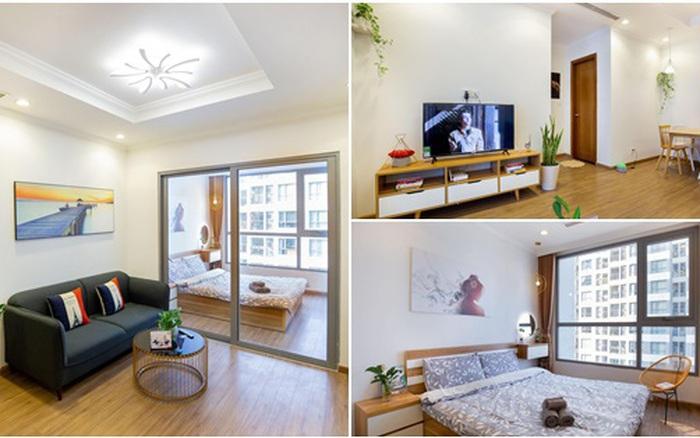 Căn hộ 53m² trên tầng cao khiến nhiều người ao ước sở hữu ở Hà Nội